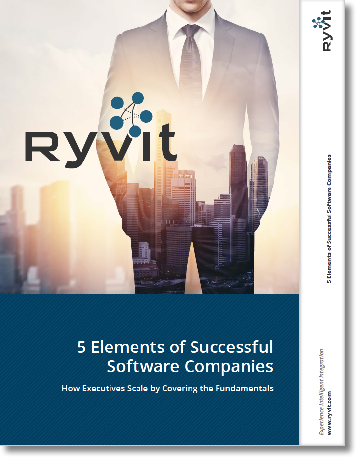 5 Elements of Successful Software Companies