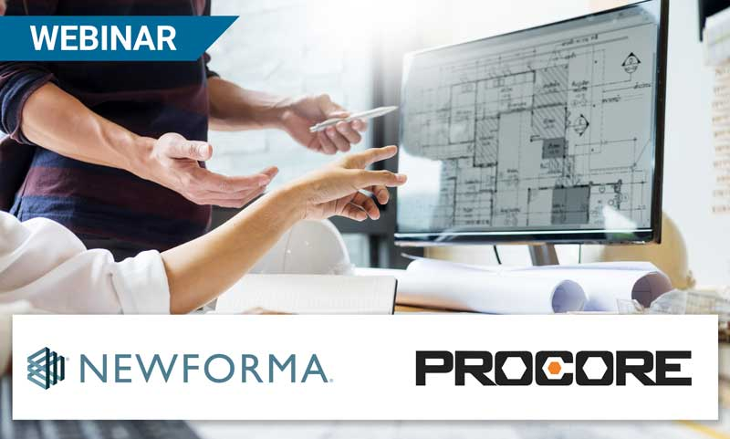 Webinar: If You use Procore, and Your Architects use Newforma, Get this Today.