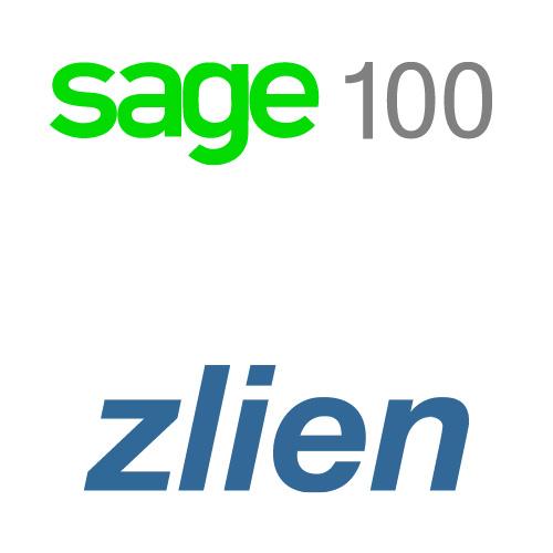 Sage 100 + zlien