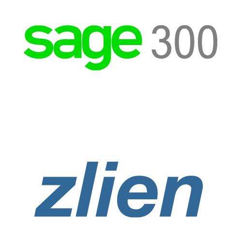 Sage 300 + zlien